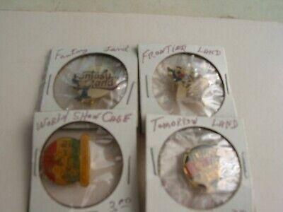 Walt Disney World Florida Vintage Travel Pin Souvenir