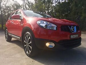 2012 Nissan Dualis Ti-L Manual Silverdale Wollondilly Area Preview