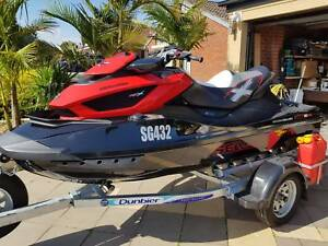 Seadoo RXT-X aS 260 RS Factory Warranty Taylors Lakes Brimbank Area Preview