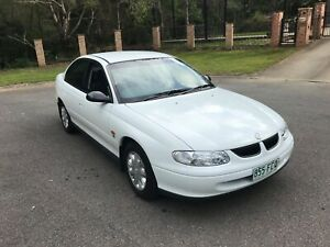1999 Holden Commodore VT 3.8 Lt V6 Auto Sedan With Only 25,000 Kms Aspley Brisbane North East Preview