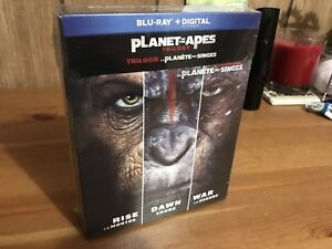 Planet of the Apes (Box Set)