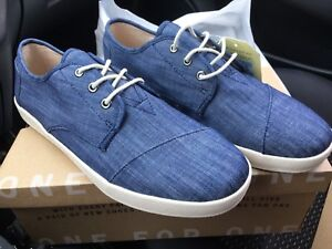 ***New*** Mens Toms Chambrey Paseo Sneakers
