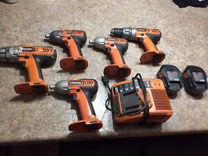 Rigid Drills $60 for all