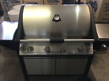 BeefMaster 4 Burner BBQ Cherrybrook Hornsby Area Preview