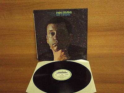 Ray Stevens : Even Stevens : Vinyl Album : monument Records : SMD 5019