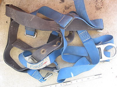 Protecta First Ab17550 Full Body Safety Harness Used