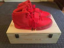 Nike Air Yeezy 2 SP Red Octobers Size 10 US Rowville Knox Area Preview