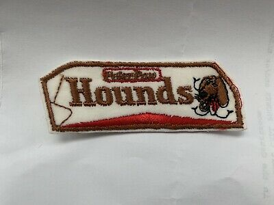 Vintage 1970's Wacky Packages Patch Hounds