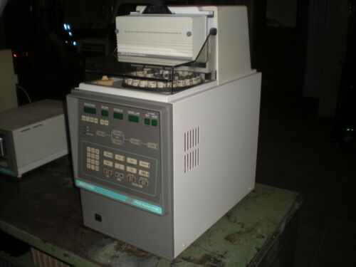 Beckman P/ACE System 2100 with UV Absorbance Detector and 166 Detector Module