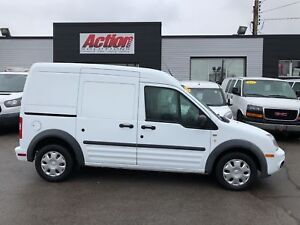 2013 Ford Transit Connect fin or lease from 5.99%oac