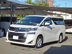 2019 Toyota VELLFIRE Hybrid 7 seater premium MPV Moorooka Brisbane South West Preview
