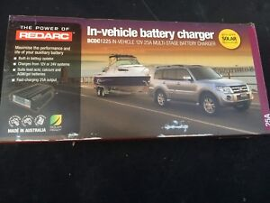 REDARC BCDC1225 In Vehicle battery charger New Marangaroo Wanneroo Area Preview