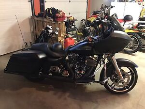 2015 Road Glide Special Denim Black