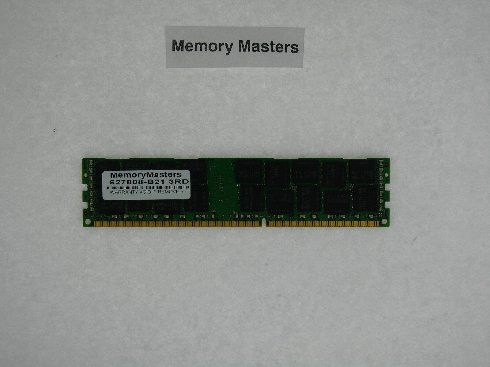 BL460c G7 BL490c G7 627808-B21 16GB PC3L-10600R Memory HP Proliant BL465c G7