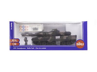 Siku 4913 Militär Kampfpanzer 1:50 OVP - 4901
