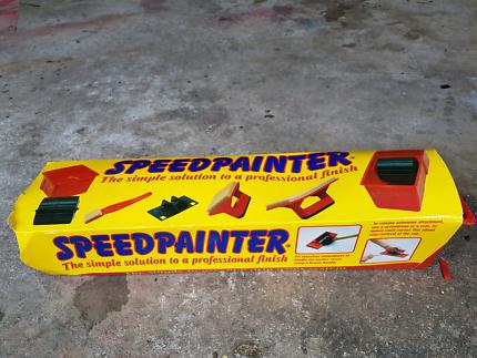 Speed painter
