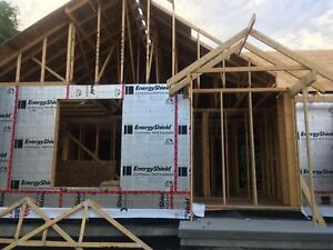 Looking for short term rental while our house is being built!