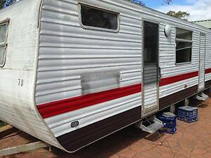 #1744 Chesney 24'  Ideal site van Free delivery Penrith Penrith Area Preview