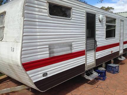 Fantastic Avan Frances Off Road Caravan  Caravans  Gumtree Australia Penrith
