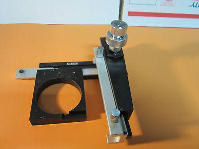 Microscope Part Japan Stage Micrometer Bin16