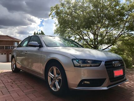 2012 Audi A4 1.8T MY13 Bruce Belconnen Area Preview