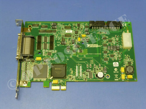 National Instruments PCIe-6323 NI DAQ Card, X-Series, Multifunction