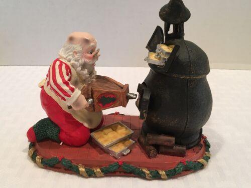 House of Lloyd Santa Claus Firing Up For Christmas Incense Burner