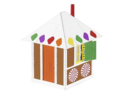 Lionel Trains Christmas Gingerbread Shanty O Gauge Buildings Accessories 6-82708 for sale  Lincoln