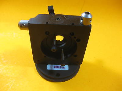 Klinger Microcontrole Optical Lens Xy Positioner -- Used --
