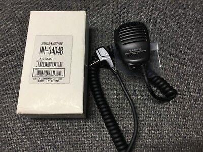 Yaesu Vertex Standard Mh-34d4b Speaker Microphone New
