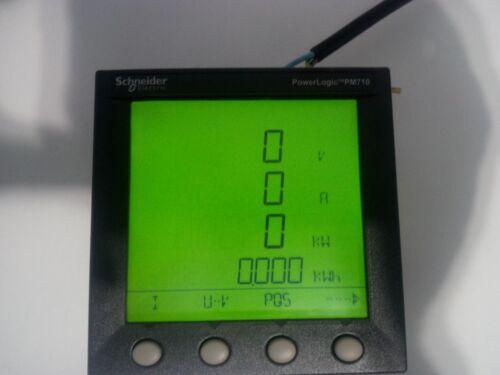 Schneider PowerLogic PM710 PM710MG