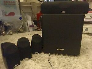 Subwoofer + Speakers