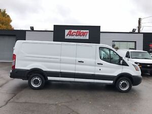 2017 Ford Transit T250 148 low roof . fin or lease