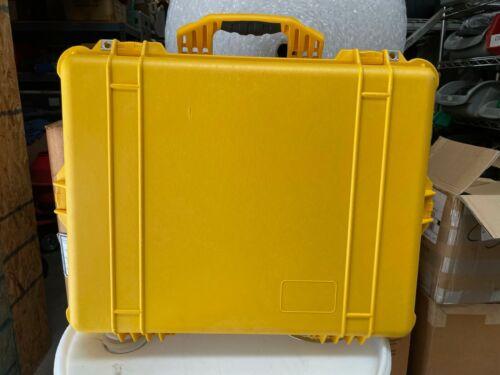 Pelican 1600 Protector Case | 24.39 x 19.36 x 8.79 | iM2700 Equiv | Yellow