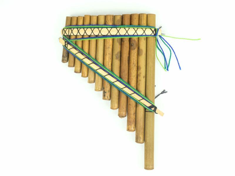 Sisca Pan Flute: Medium (1150-07) K3