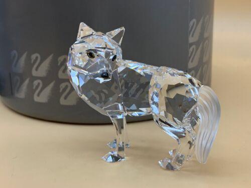 Swarovski Figur 207549  Wolf 6 cm. - Ovp & Zertifikat - Top Zustand