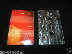 THE-HEADLESS-CHICKENS-JUICE-AUSTRALIAN-CASSETTE-TAPE-FLYING-NUN