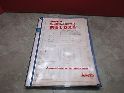 Mitsubishi Numerical Control List Meldas Mazatrol-m1 Vqc 5040 Mazak Vqc40b
