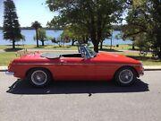 MGB 1964 Roadster Leederville Vincent Area Preview