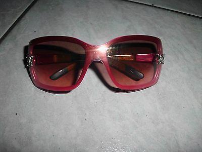 rosa Kindersonnenbrille