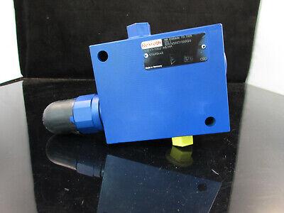 Bosch Rexroth Hydraulics R900586166 Manifold