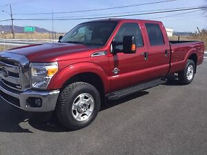 Camion Ford F250 XLT 2013 Diesel