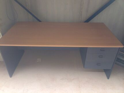 Office Desk Glendenning Blacktown Area Preview