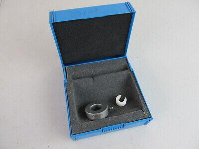 Kistler Piezoelectric Force Sensor Ring Transducer 9041a W Case 2