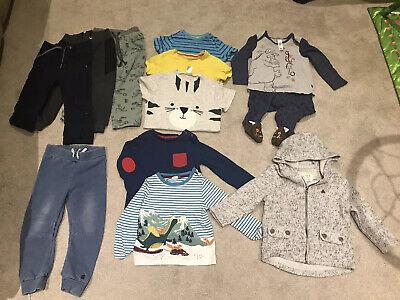 Baby boys clothes 18-24 months bundle