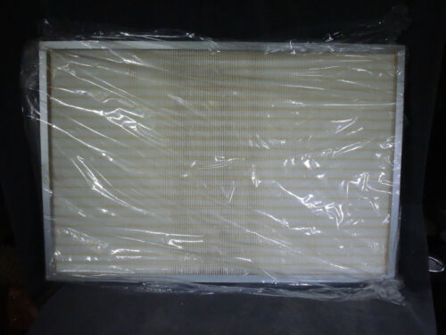 """New!  Laminaire Hepa Filter 24"""" X 36"""" X 3"""" P# H2436a00 99.99% @ 0.3 Microns"""