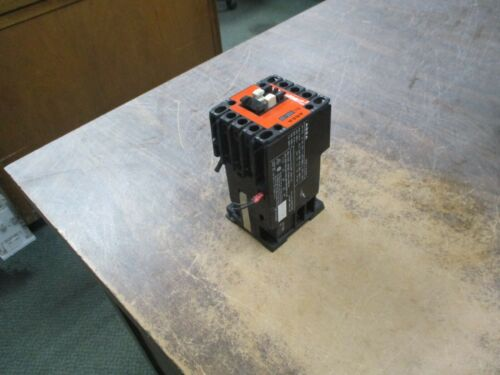 Asea Contactor EH 22C-22 24VDC Coil 43A 600V Used