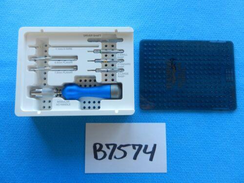 Wright Surgical Orthopedic Pro-Toe VO Instrument Set W/ Case
