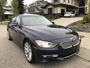 2015 BMW 320i xdrive 67kms auto