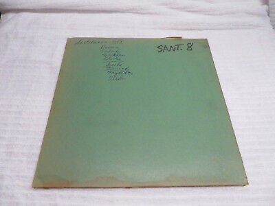 "SANTELMANN - MARINE BAND SERIES VARIOUS CONDUCTORS  12"" VINYL RECORD #3"